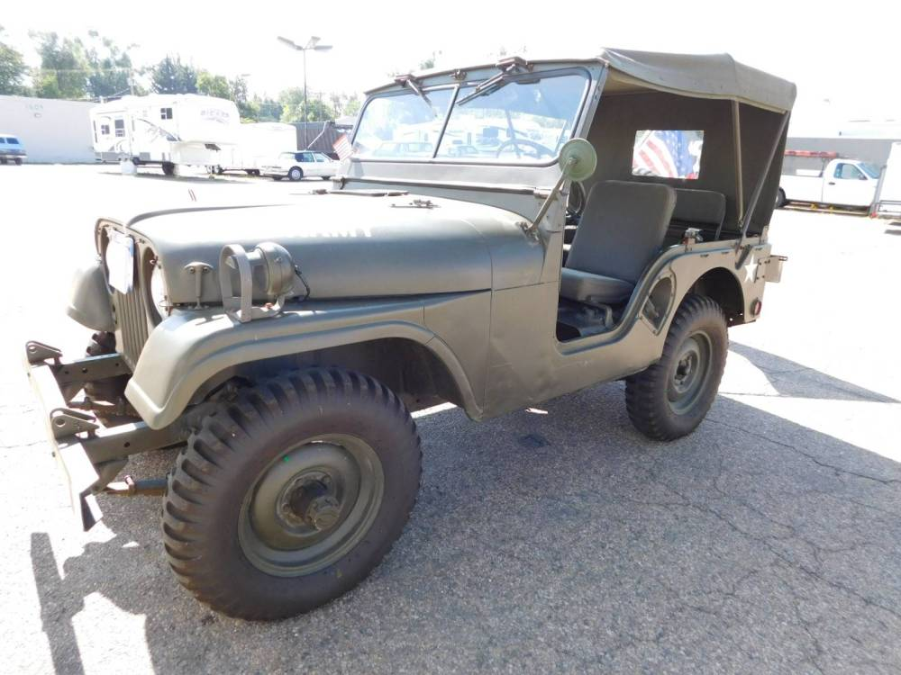 medium resolution of 1955 other military m38a1 jeep in loveland colorado