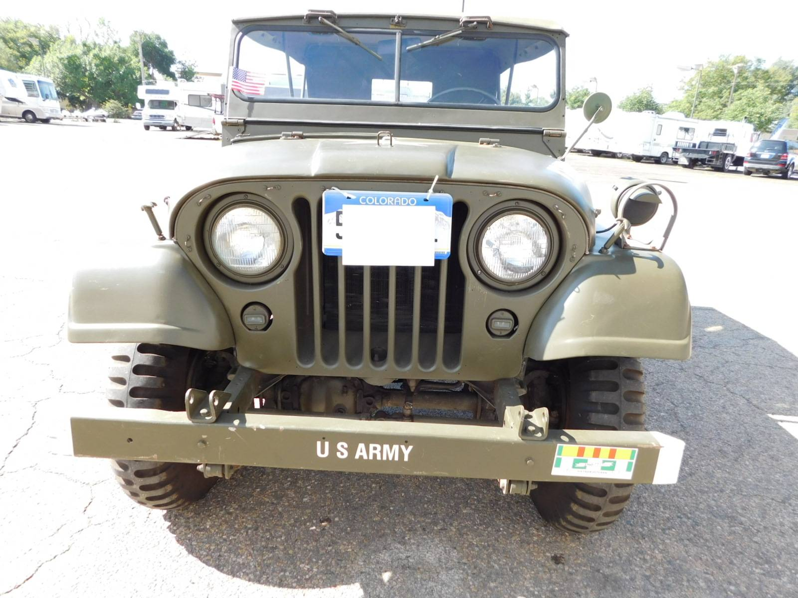 hight resolution of 1955 other military m38a1 jeep in loveland colorado