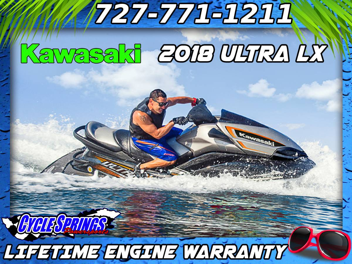 hight resolution of 2018 kawasaki jet ski ultra lx in clearwater florida photo 1