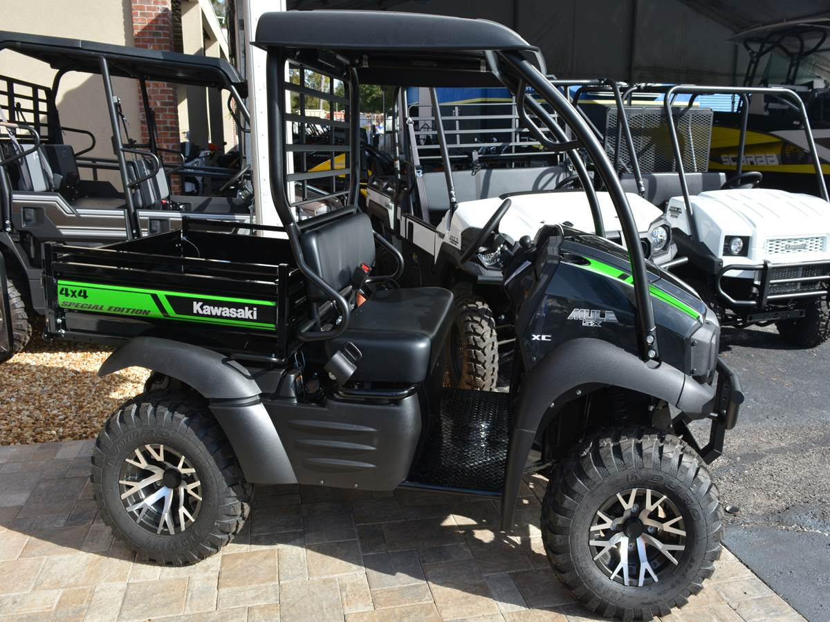 hight resolution of 2019 kawasaki mule sx 4x4 xc se in clearwater florida photo 1