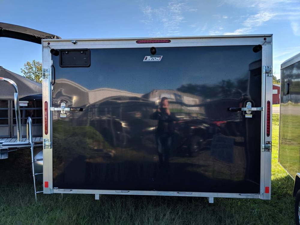 medium resolution of 2018 triton trailers tc128 in harrison michigan photo 1