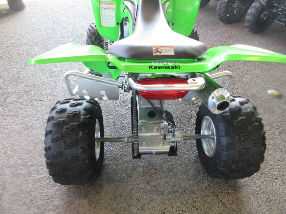 medium resolution of 2005 kawasaki kfx 400 in sacramento california photo 4