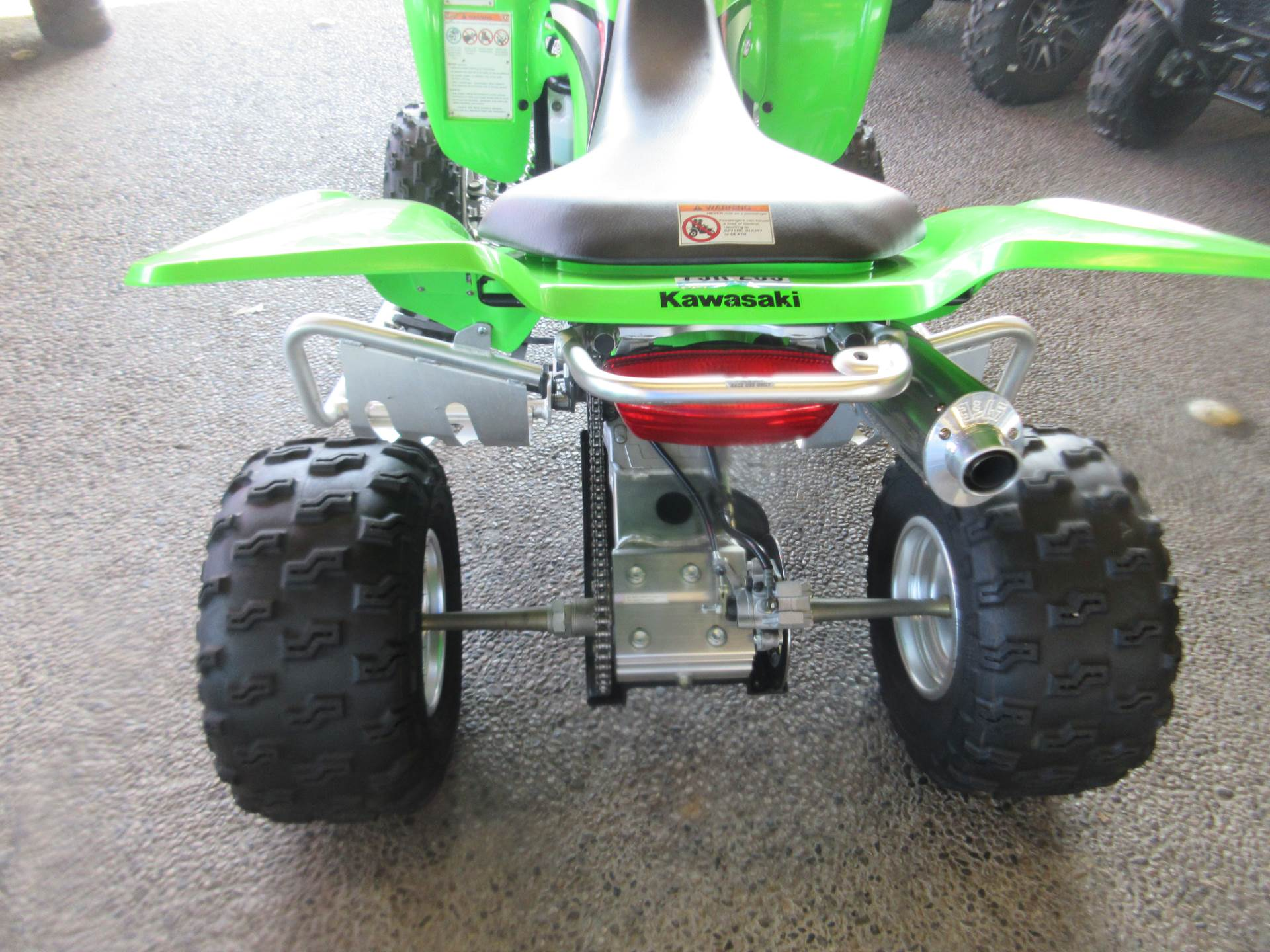 hight resolution of 2005 kawasaki kfx 400 in sacramento california photo 4