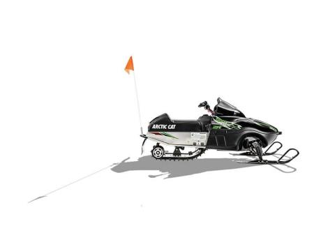 New 2015 Arctic Cat ZR 120 Snowmobiles in Three Lakes, WI