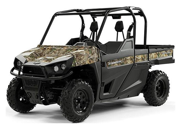 New 2017 Bad Boy Off Road Stampede Eps Camo Utility