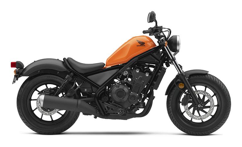2019 Honda Rebel 500 Abs Motorcycles