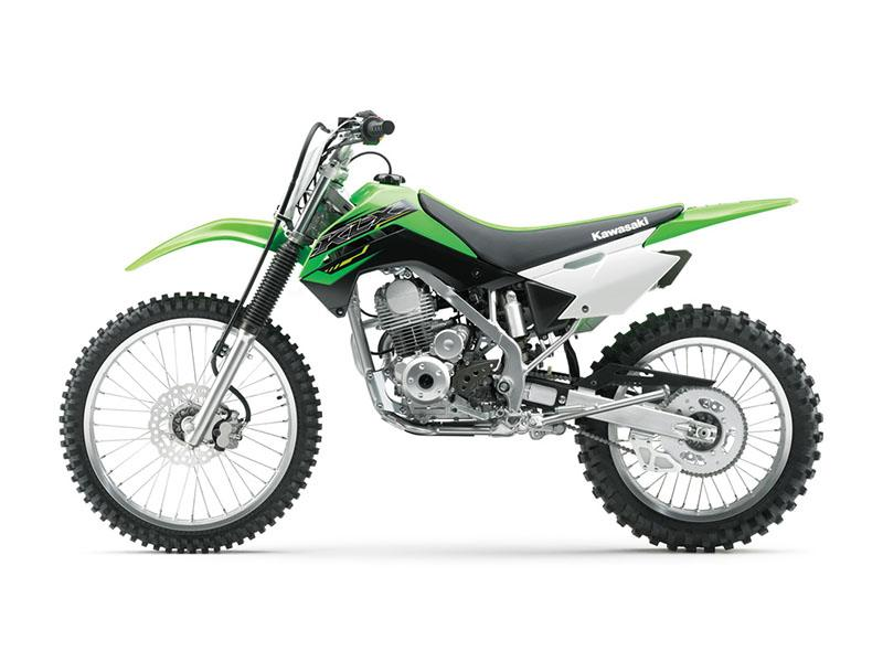 New 2019 Kawasaki KLX 140G Motorcycles in Cambridge, OH