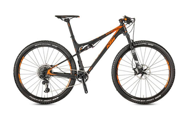 New 2017 KTM Bike Industries Scarp 29 Master 12s Black