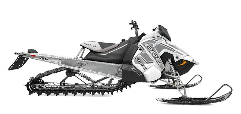 New 2020 Polaris 600 PRO-RMK 155 SC Snowmobiles in Newport