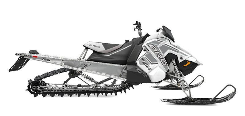 New 2020 Polaris 800 PRO-RMK 155 SC Snowmobiles in Newport