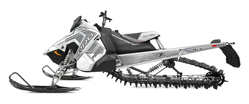 New 2020 Polaris 800 PRO-RMK 163 SC 3 in. Snowmobiles in