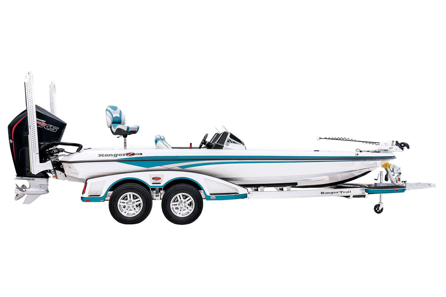 New Ranger Z521l Intracoastal Power Boats Outboard In