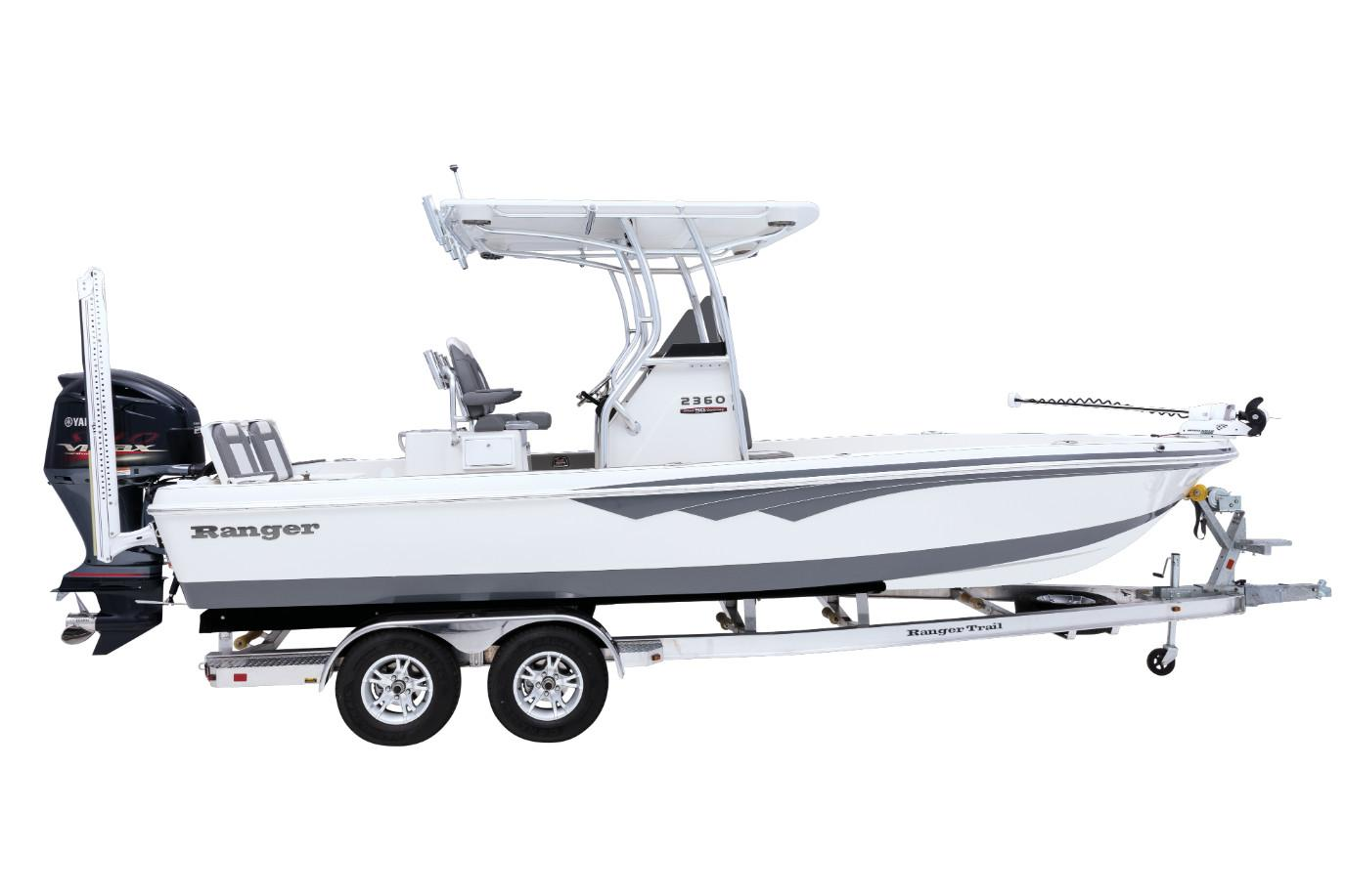 New Ranger Bay Ranger Power Boats Outboard In