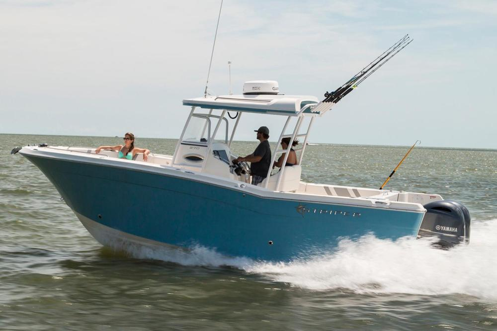 medium resolution of 2019 striper 270 center console in holiday florida photo 1