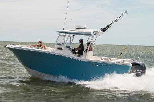 small resolution of 2019 striper 270 center console in holiday florida photo 1