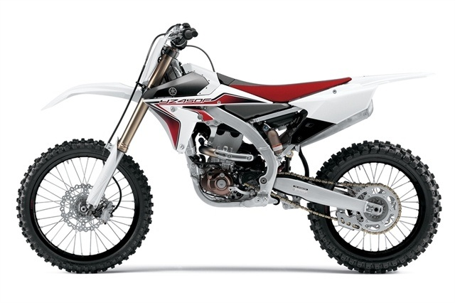 New 2015 Yamaha YZ450F Motorcycles in Francis Creek, WI