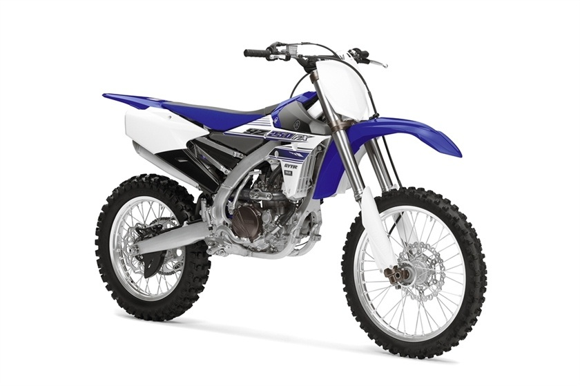 New 2016 Yamaha YZ250FX Motorcycles in Billings, MT