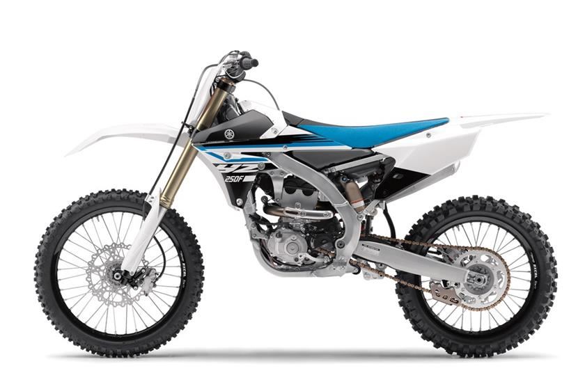 New 2018 Yamaha YZ250F Motorcycles in Ebensburg, PA