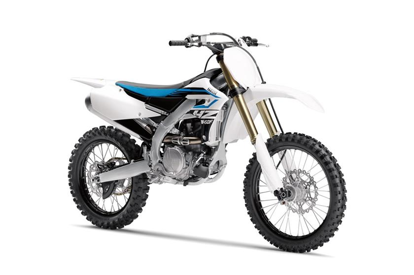 New 2018 Yamaha YZ450F Motorcycles in Ebensburg, PA
