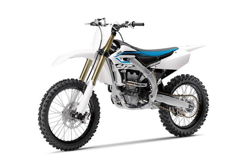 New 2018 Yamaha YZ450F Motorcycles in Honesdale, PA