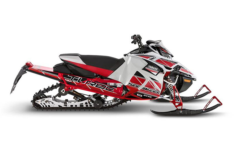 New 2018 Yamaha Sidewinder LTX LE 50TH Snowmobiles in