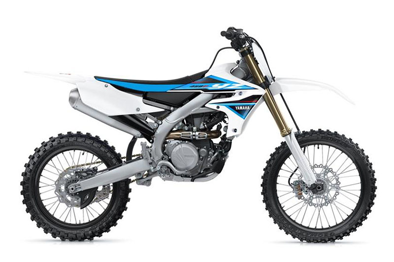 New 2019 Yamaha YZ250F Motorcycles in Wilkes Barre, PA