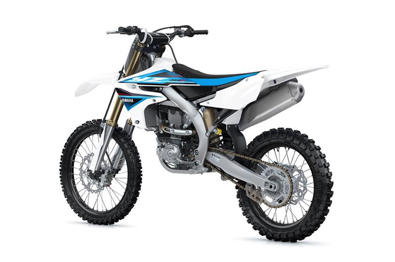 New 2019 Yamaha YZ250F Motorcycles in Cumberland, MD