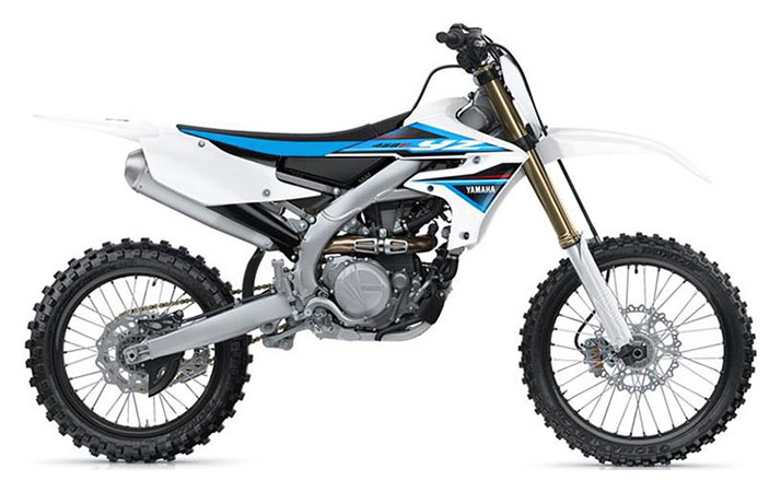 New 2019 Yamaha YZ250F Ride Motorsports is located in