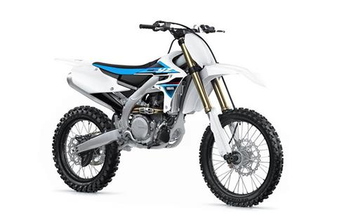 New 2019 Yamaha YZ450F Motorcycles in Cambridge, OH