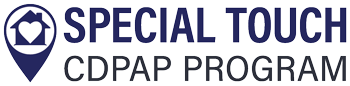 Special Touch Home Care Logo CDPAS