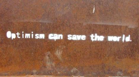 Vivre d'optimisme !