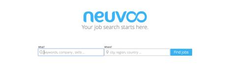 La recherche d'emploi en un clic