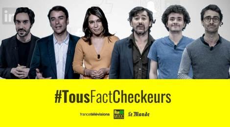 Tous FactCheckeurs ?