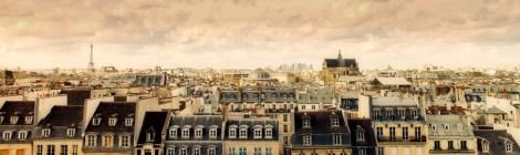 En passant par Paris...