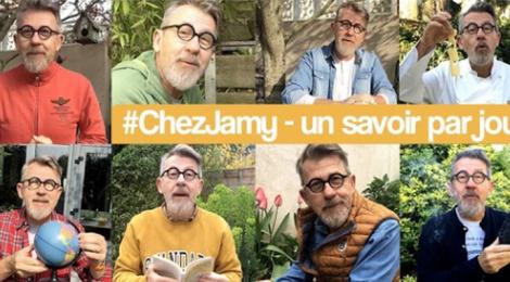 #ChezJamy