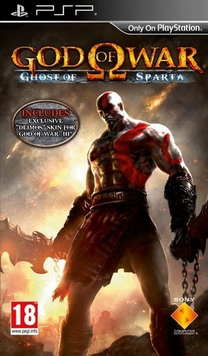 The coverart image of God of War: Ghost of Sparta