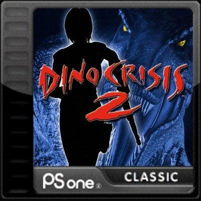 The coverart image of Dino Crisis 2