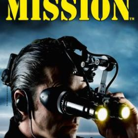 The cover art of the game Impossible Mission.