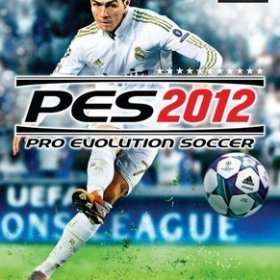 The cover art of the game Pro Evolution Soccer 2012.