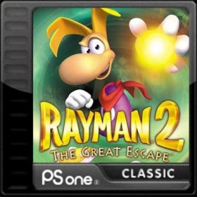 The coverart thumbnail of Rayman 2: The Great Escape