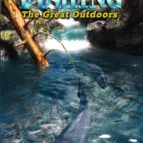 The cover art of the game Reel Fishing: The Great Outdoors.