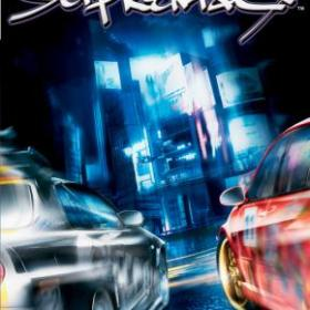 The cover art of the game Street Supremacy.