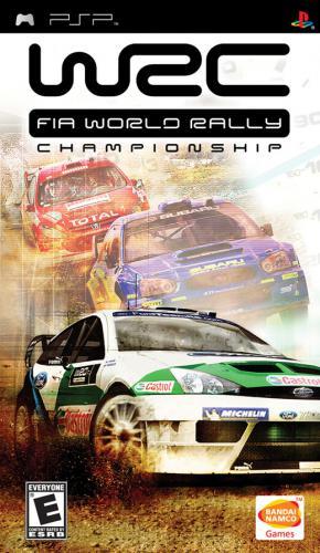 The coverart image of WRC: FIA World Rally Championship