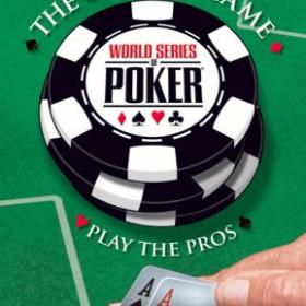 The cover art of the game World Series of Poker.