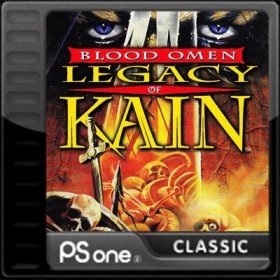 The coverart thumbnail of Blood Omen: Legacy of Kain