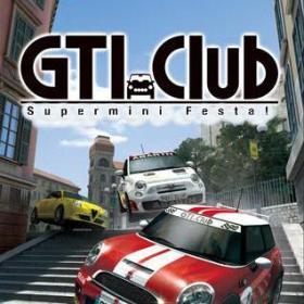 The cover art of the game GTI Club: Supermini Festa!.