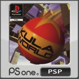 The cover art of the game Kula World.