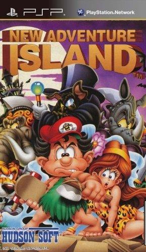 New Adventure Island (TurboGrafx-16 Classic)