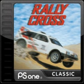 The coverart thumbnail of Rally Cross