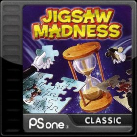 The cover art of the game Jigsaw Madness.